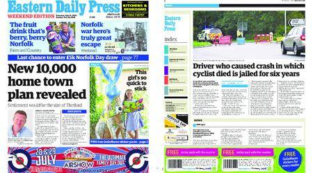 Eastern Daily Press – July 21, 2018