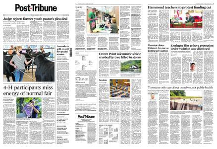 Post-Tribune – August 11, 2020