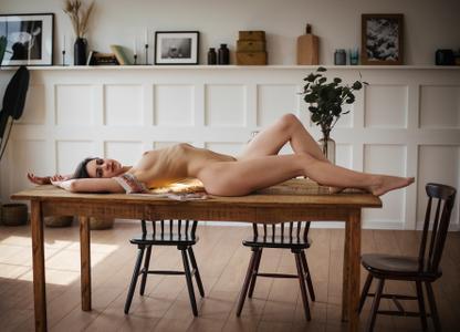 Anastasia Kosmina by Maxim Chuprin