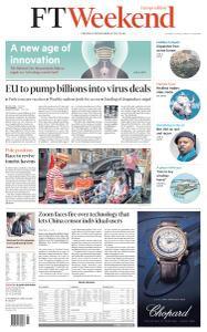 Financial Times Europe - June 13, 2020