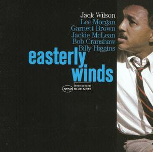 Jack Wilson - Easterly Winds (1967) {Blue Note Connoisseur CD Series rel 2004}