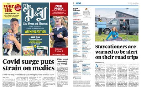 The Press and Journal Aberdeenshire – June 19, 2021
