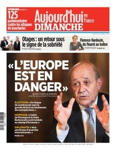 Aujourd'hui en France – 12 mai 2019
