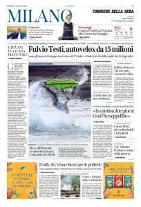 Corriere della Sera Milano - 22 Luglio 2018