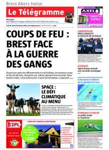 Le Télégramme Brest Abers Iroise – 10 septembre 2019