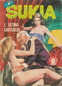Sukia - Volume 145 - L'Ultima Cartuccia