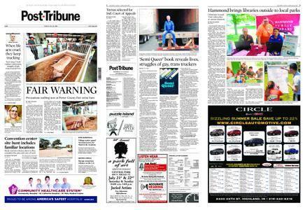 Post-Tribune – July 22, 2018