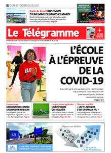Le Télégramme Ouest Cornouaille – 15 septembre 2020