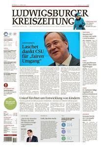 Ludwigsburger Kreiszeitung LKZ - 21 April 2021