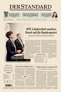 Der Standard – 01. Oktober 2019