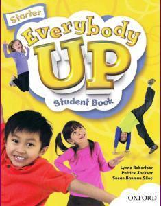ENGLISH COURSE • Everybody Up Starter (2012)