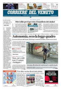 Corriere del Veneto Vicenza e Bassano – 10 novembre 2019