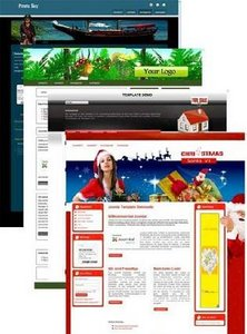 Collection Template Joomla 2010