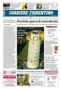 Corriere Fiorentino La Toscana – 21 novembre 2018