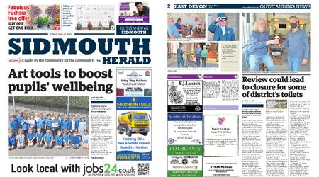 Sidmouth Herald – May 21, 2021