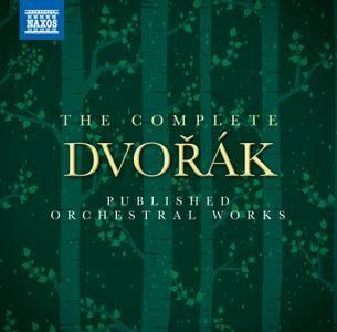 Antonín Dvořák - The Complete Published Orchestral Works (2013) (17CD Box Set)