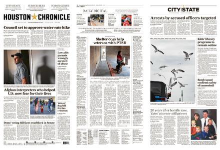 Houston Chronicle – June 22, 2021