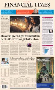 Financial Times Europe – 18 February 2019