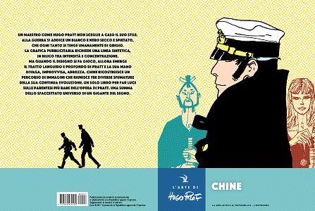 L'Arte Di Hugo Pratt - Volume 27- Chine