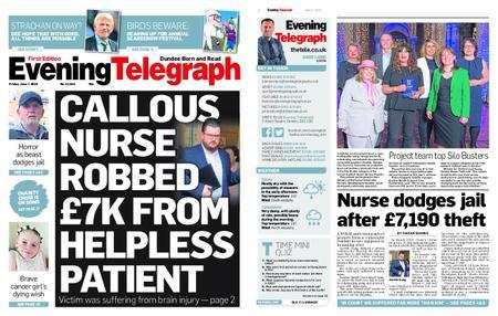 Evening Telegraph First Edition – June 07, 2019