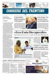 Corriere del Trentino - 12 Novembre 2017
