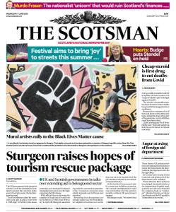 The Scotsman - 17 June 2020