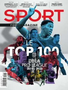 Sport Foot Magazine - 8 Avril 2020