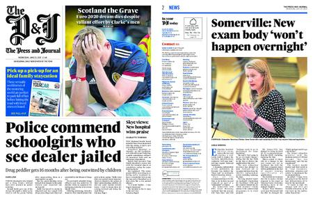 The Press and Journal Moray – June 23, 2021