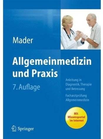 Allgemeinmedizin und Praxis (Auflage: 7) [Repost]