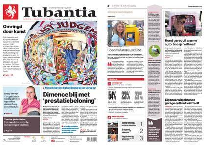 Tubantia - Enschede – 14 augustus 2018