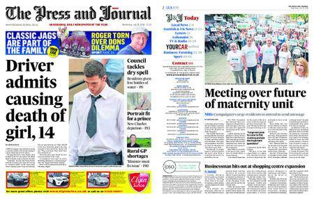 The Press and Journal Moray – July 25, 2018