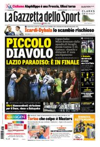 La Gazzetta dello Sport – 25 aprile 2019