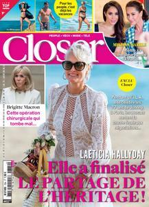 Closer France - 19 juin 2020