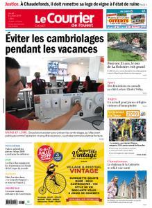 Le Courrier de l'Ouest Cholet – 04 juillet 2019