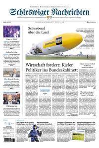 Schleswiger Nachrichten - 18. September 2017
