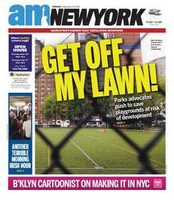 AM New York - September 18, 2018