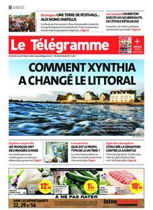 Le Télégramme Brest – 27 février 2020