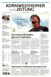 Kornwestheimer Zeitung - 04. Juli 2018