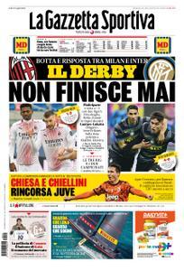La Gazzetta dello Sport Bergamo – 31 gennaio 2021