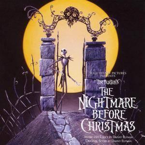 Danny Elfman & VA - Tim Burton's The Nightmare Before Christmas: Original Motion Picture Soundtrack (1993) 2CD Edition 2006