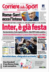 Corriere dello Sport - 26 Aprile 2021