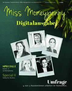 Miss Moneypenny – April 2020