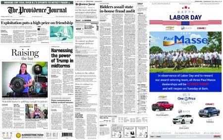 The Providence Journal – September 03, 2018