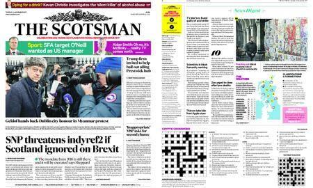 The Scotsman – November 14, 2017