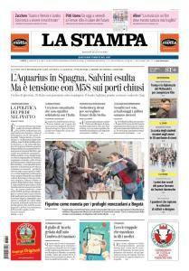 La Stampa Torino Provincia e Canavese - 12 Giugno 2018