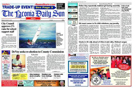 The Laconia Daily Sun – August 17, 2018