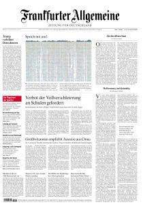 Frankfurter Allgemeine Zeitung - 5 Februar 2020