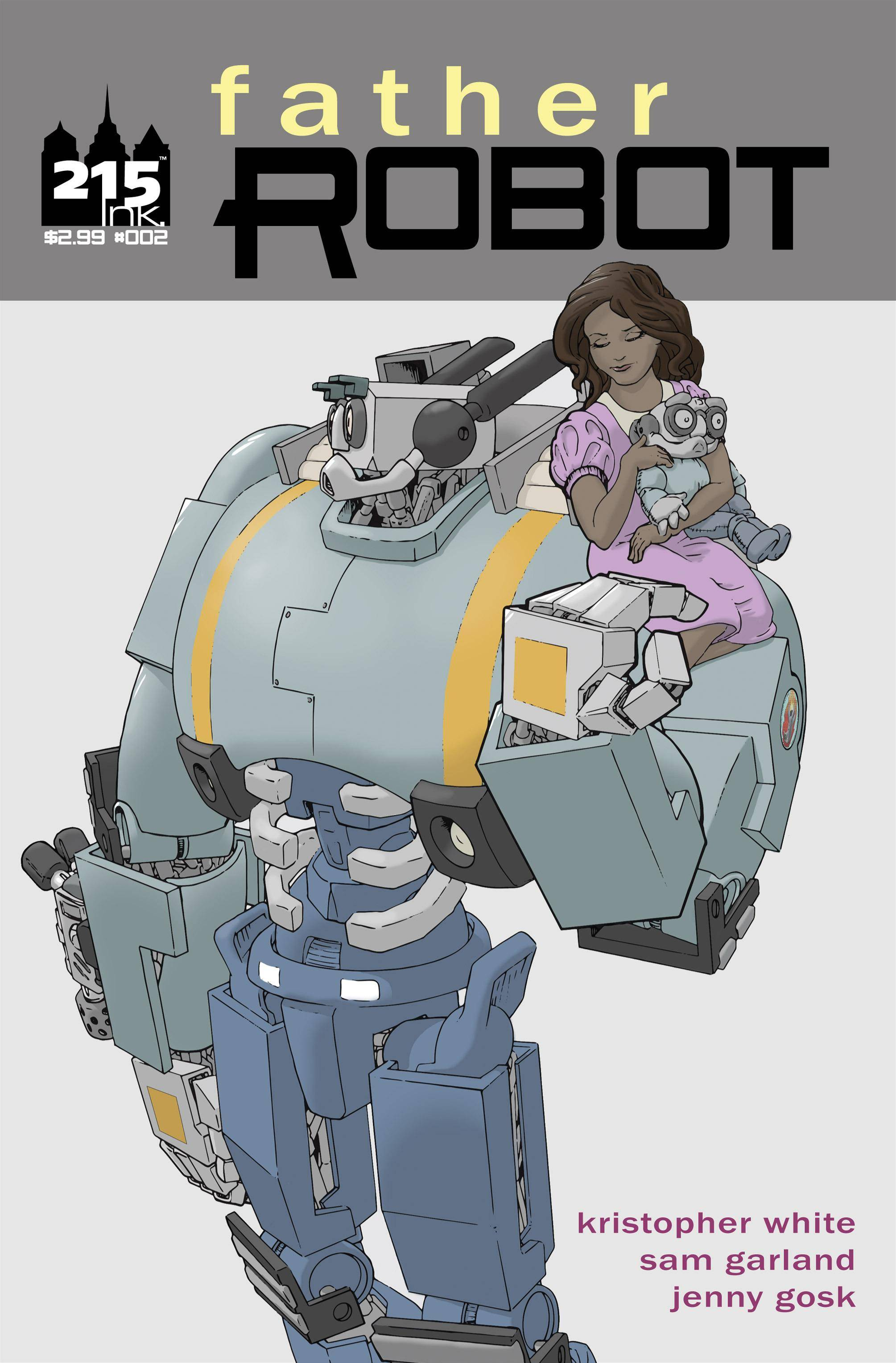 New Releases 2015 2 27 - Father Robot 02 2014 digital dargh-Empire cbr