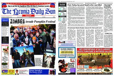 The Laconia Daily Sun – October 13, 2018