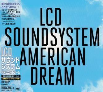 LCD Soundsystem - American Dream (2017) {Japan Edition}